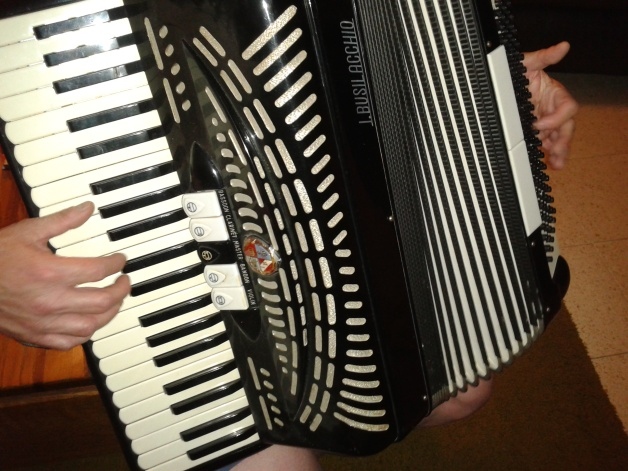 Accordionists of the World-Unite!