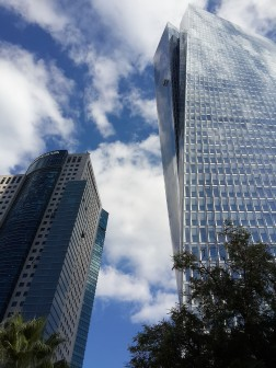 Skyscrapers-Tel Aviv