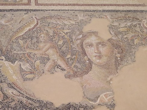 Mona Lisa of the Galilee-Tzippori