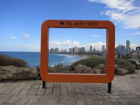 Tel Aviv-view from Jaffa