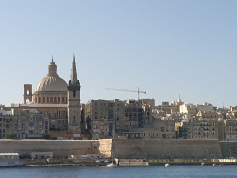 To Valletta by Ferry