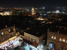 Overlooking the Old City of Jerusalem